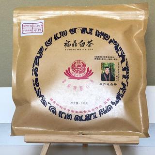 2014 福鼎白茶 350g 寿眉餅(茶)