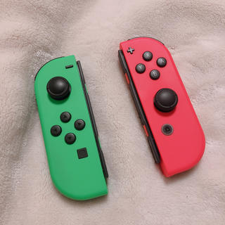 ニンテンドースイッチ(Nintendo Switch)のSwitch ジョイコン(家庭用ゲーム本体)