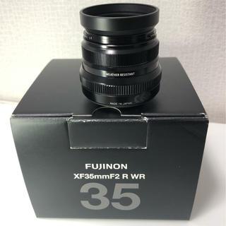 フジフイルム(富士フイルム)の富士フイルム FUJIFILM XF35mm F2 WR(レンズ(単焦点))