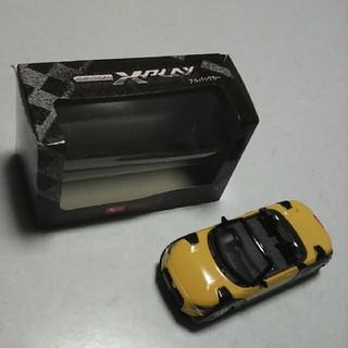 ダイハツ(ダイハツ)のダイハツ コペン プルバックカー X PLAY 黄(ミニカー)