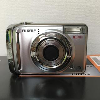 フジフイルム(富士フイルム)のデジカメFinePix A800 付属品付 FUJIFILM(コンパクトデジタルカメラ)