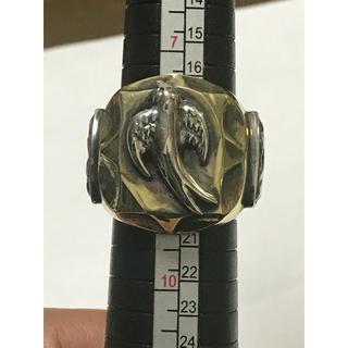 アージェントグリーム(Argent Gleam)のARGENT GLEAM AR-163/アージェントグリーム/シルバー925(リング(指輪))