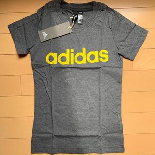 adidas - adidas アディダス キッズ  リニアロゴ Tシャツ 130cm