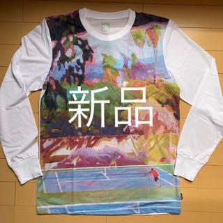 アディダス(adidas)のadidas  アディダス メンズ オリジナルス LOTTILS  TEE(Tシャツ/カットソー(七分/長袖))