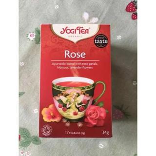 ヨギティー ♡ 最高傑作のローズティー ♡ オーガニック (茶)