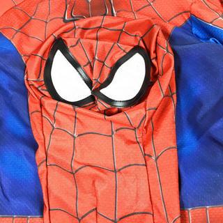 スパイダーマン 全身タイツ コスプレ Lサイズ