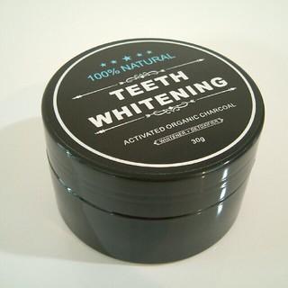 ホームホワイトニング 活性炭パウダー 30g 歯(歯磨き粉)
