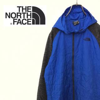 ザノースフェイス(THE NORTH FACE)の【US企画】ノースフェイス ナイロンジャケット 古着 90s ワンポイントロゴ(ブルゾン)