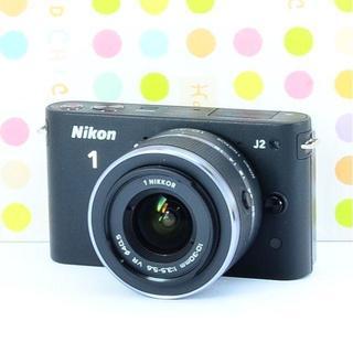 ニコン(Nikon)の✨お洒落ミラーレス✨ニコン NIKON 1 J2✨(ミラーレス一眼)