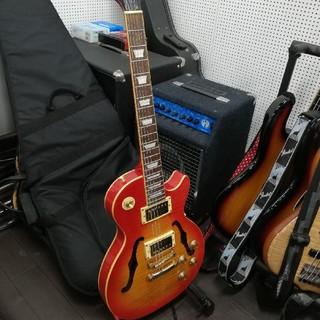 エピフォン(Epiphone)のepiphone lespaul es レスポール(エレキギター)