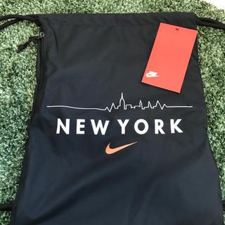 ナイキ(NIKE)のNYC Nike5番街 限定 bag jordan max ニューヨーク限定(バッグパック/リュック)