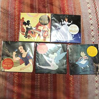 ディズニー(Disney)のaroma record アロマレコード 5枚 ⭐️ディズニー Disney (アロマグッズ)