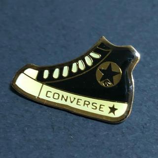 コンバース(CONVERSE)のピンバッジ コンバースオールスター ブラック(スニーカー)
