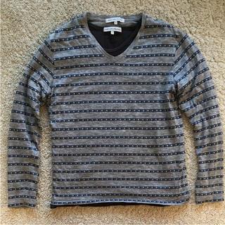 グリーンレーベルリラクシング(green label relaxing)の簡単重ね着、長袖Tシャツ、グリーンレーベル(Tシャツ/カットソー(七分/長袖))
