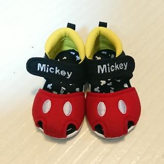 ディズニー(Disney)のMickeyサンダル(サンダル)