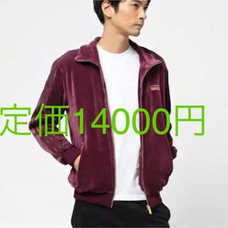 アディダス(adidas)のadidas  original ベロア トラックトップ ジャケット ブルゾン(ジャージ)