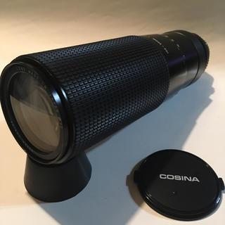 ソニー(SONY)のフルサイズ対応 100-500mmF5.6-8 MC マクロ (MDマウント)(レンズ(ズーム))