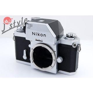 ニコン(Nikon)の優良■Nikon F Ftn フォトミック フィルムカメラ◆V467(フィルムカメラ)