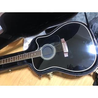 ゆーこ!様専用 Takamine EF341 SC BL タカミネ(アコースティックギター)