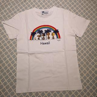 スヌーピー(SNOOPY)の新品⭐日焼けスヌーピー⭐Tシャツ(Tシャツ(半袖/袖なし))