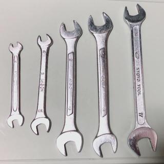 アイアイメディカル(AIAI Medical)のKTC AIGO ASAHI スパナ 工具(工具)