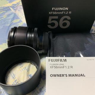 フジフイルム(富士フイルム)のXF 56mm f1.2R(レンズ(単焦点))
