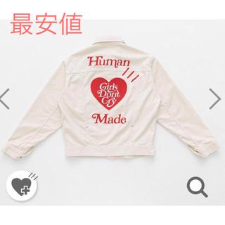 シュプリーム(Supreme)の【最安値 M】 girls don't cry WORK JACKET(Gジャン/デニムジャケット)