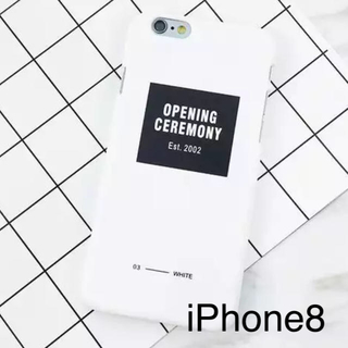 06aa8ef0f0 OPENING CEREMONY - OC iPhone5Sケース の通販 by ♡|オープニング ...