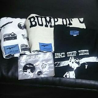 BUMP OF CHICKEN 6点 グッズ(ミュージシャン)