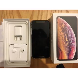 アップル(Apple)のiPhone XS iPhone xs  64gb 新品交換品 simフリー (スマートフォン本体)