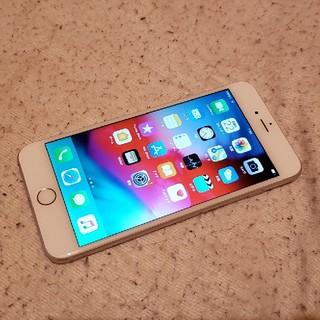アイフォーン(iPhone)の白ロム softbank  iPhone6Plus 16GB (スマートフォン本体)