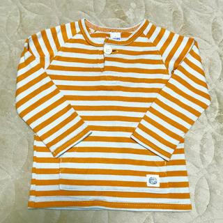 cf2df6e1c984e シップスキッズ(SHIPS KIDS)のships * ボーダーTシャツ(Tシャツ)
