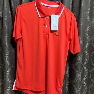 エレッセ(ellesse)のエレッセ襟付きTシャツ(Tシャツ/カットソー(半袖/袖なし))