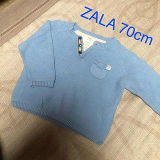 ザラキッズ(ZARA KIDS)のZALA ニット(ニット/セーター)