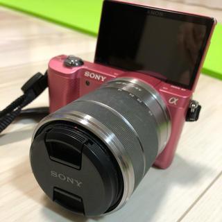 ソニー(SONY)のSONY α5000ミラーレスカメラ(ミラーレス一眼)