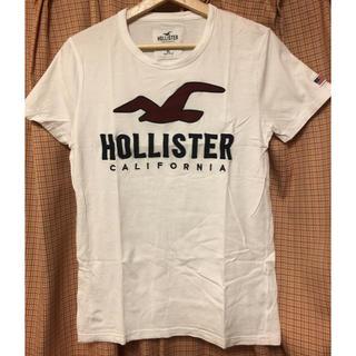 ホリスター(Hollister)のホリスターロゴtシャツ⚓︎(Tシャツ/カットソー(半袖/袖なし))