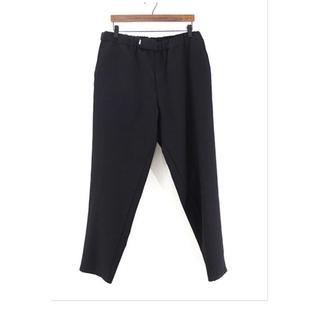 コモリ(COMOLI)のGraphpaper Selvage Wool Cook Pants(スラックス)