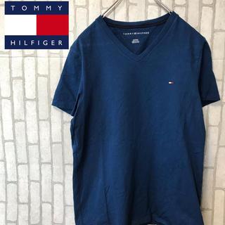 トミーヒルフィガー(TOMMY HILFIGER)の【TOMMY HILFIGER】Tシャツ ワンポイント(Tシャツ/カットソー(半袖/袖なし))