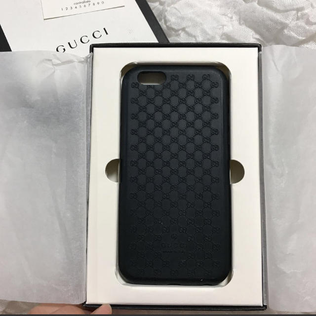 Gucci - GUCCI iPhoneカバーの通販