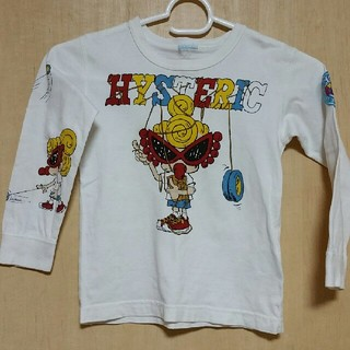 ヒステリックミニ(HYSTERIC MINI)のヒスミニ☆ロンT(Tシャツ/カットソー)