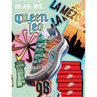 ナイキ(NIKE)のNIKE エアマックス 98 NYC (スニーカー)