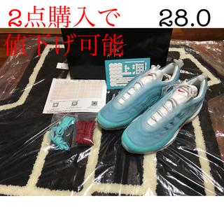 ナイキ(NIKE)のNIKE AIR MAX 97 SHANGHA 上海 Cash Ru 28(スニーカー)