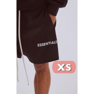 フィアオブゴッド(FEAR OF GOD)のFog Essentials Graphic sweat shorts XS ②(ショートパンツ)