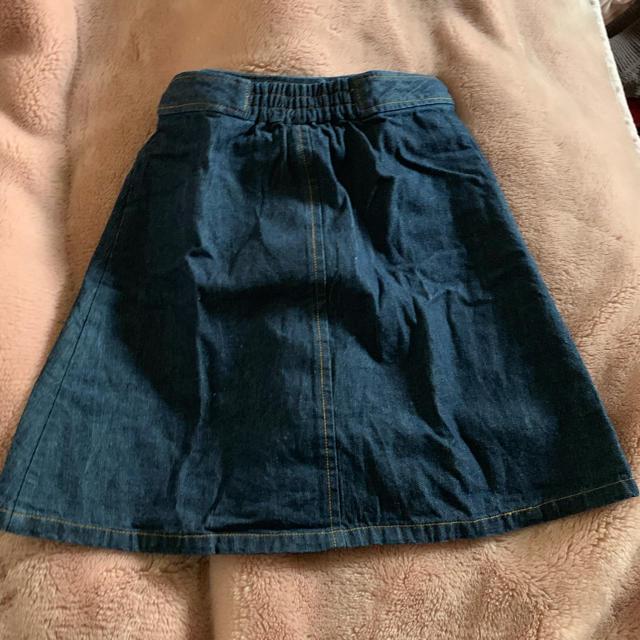 LIZ LISA(リズリサ)のLIZLISA デニムスカート レディースのスカート(ミニスカート)の商品写真