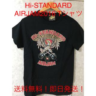 Hi-STANDARD AIRJAM2016 Tシャツ ハイスタ
