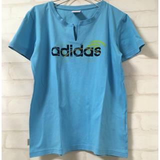 アディダス(adidas)のadidas Tシャツ レディース (ウェア)