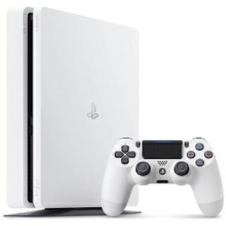 プレイステーション4(PlayStation4)のps4 ホワイト(家庭用ゲーム本体)
