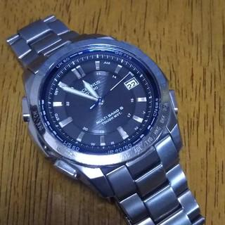 CASIO - カシオ オシアナス ソーラー電波腕時計 OCW-T100