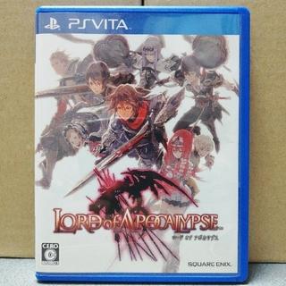 プレイステーションヴィータ(PlayStation Vita)のロード オブ アポカリプス(携帯用ゲームソフト)