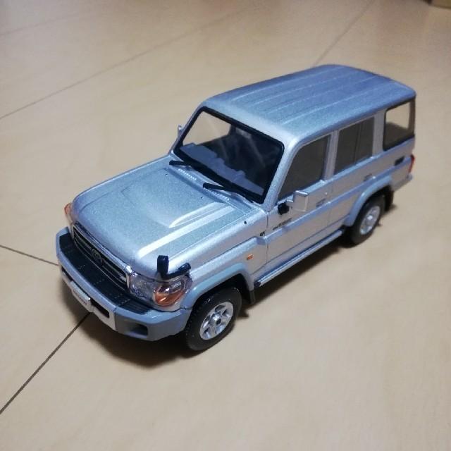 ☆新品☆復刻版ランクル70 ミニカー エンタメ/ホビーのおもちゃ/ぬいぐるみ(ミニカー)の商品写真